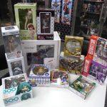 6月下旬の新商品とニャル子さんくじが入荷しました。