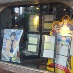 明日から京アニ作品、原画展示がスタートです!!