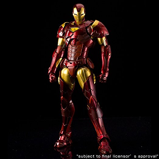 RE:EDIT IRON MAN #02 Extremis Armor