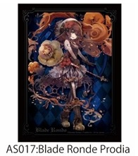 DOMINA ART SLEEVES COLLECTION Blade Rondo Prodia AS017【予約5月】ドミナゲームズ