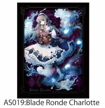 DOMINA ART SLEEVES COLLECTION Blade Rondo Charlotte AS019【予約5月】ドミナゲームズ