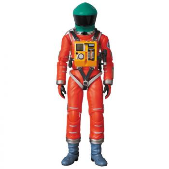 MAFEX SPACE SUIT GREEN HELMET & ORANGE SUIT Ver. 2001: a space odyssey 2001年宇宙の旅【予約11月発売】メディコム・トイ
