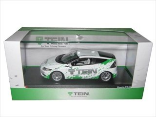 【送料無料】J-Collection 1/43 Honda CR-Z TEIN version
