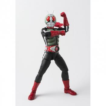 S.H.Figuarts(真骨彫製法)仮面ライダー新2号【予約5月】